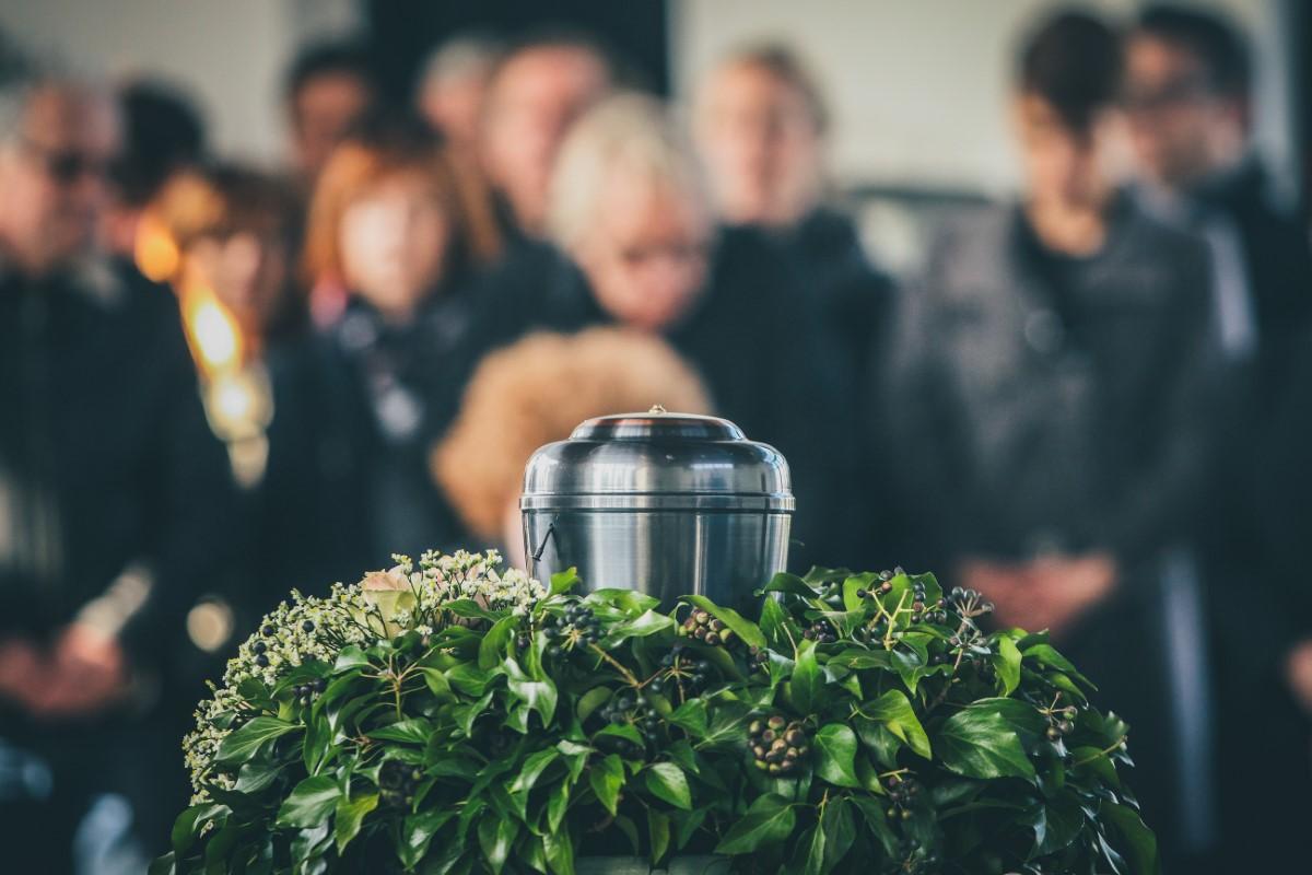 pogrzeb kremacyjny